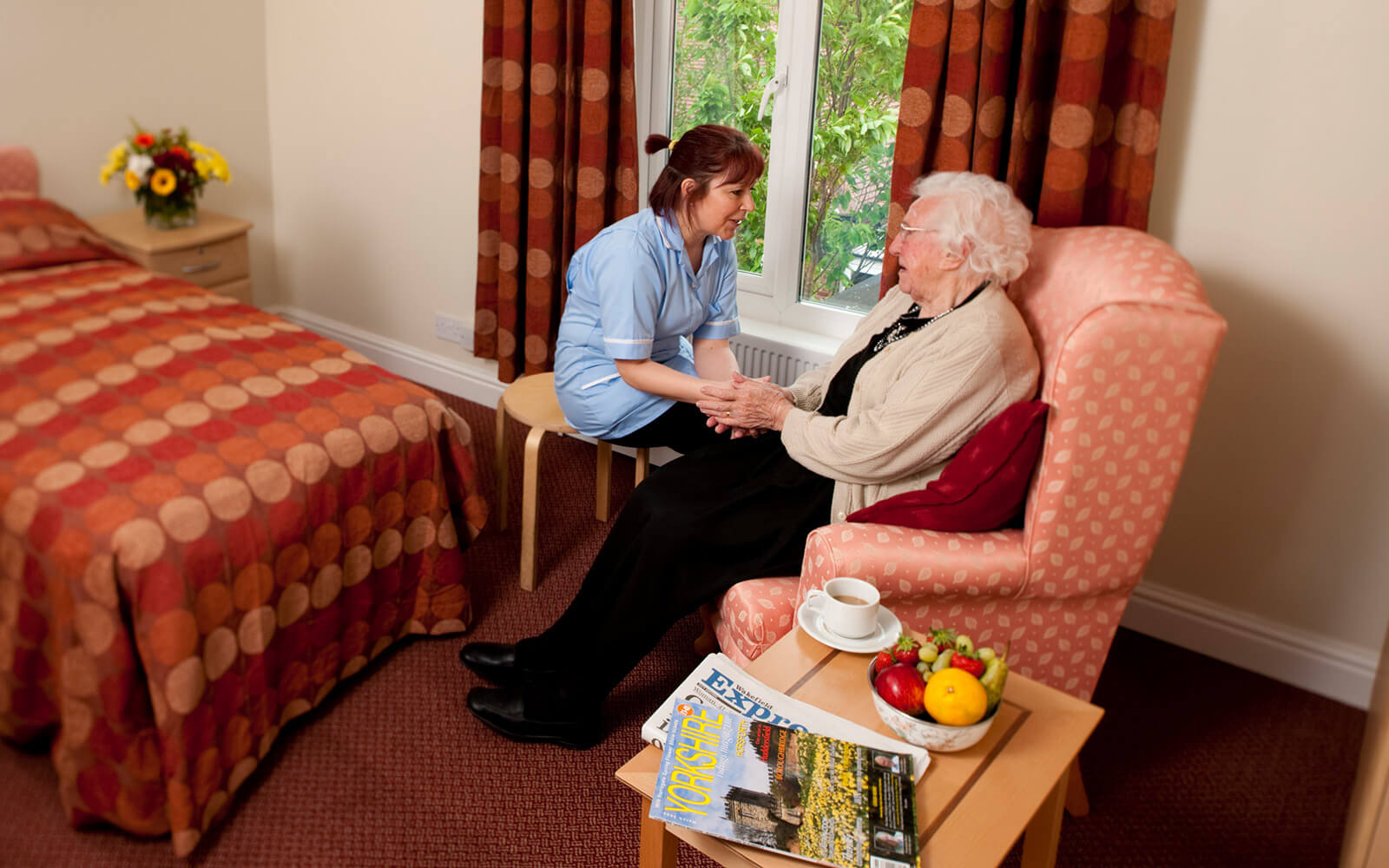 The Hollies Care Home - Wakefield